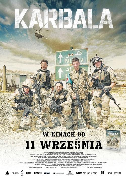 Karbala Plakat Filmowy