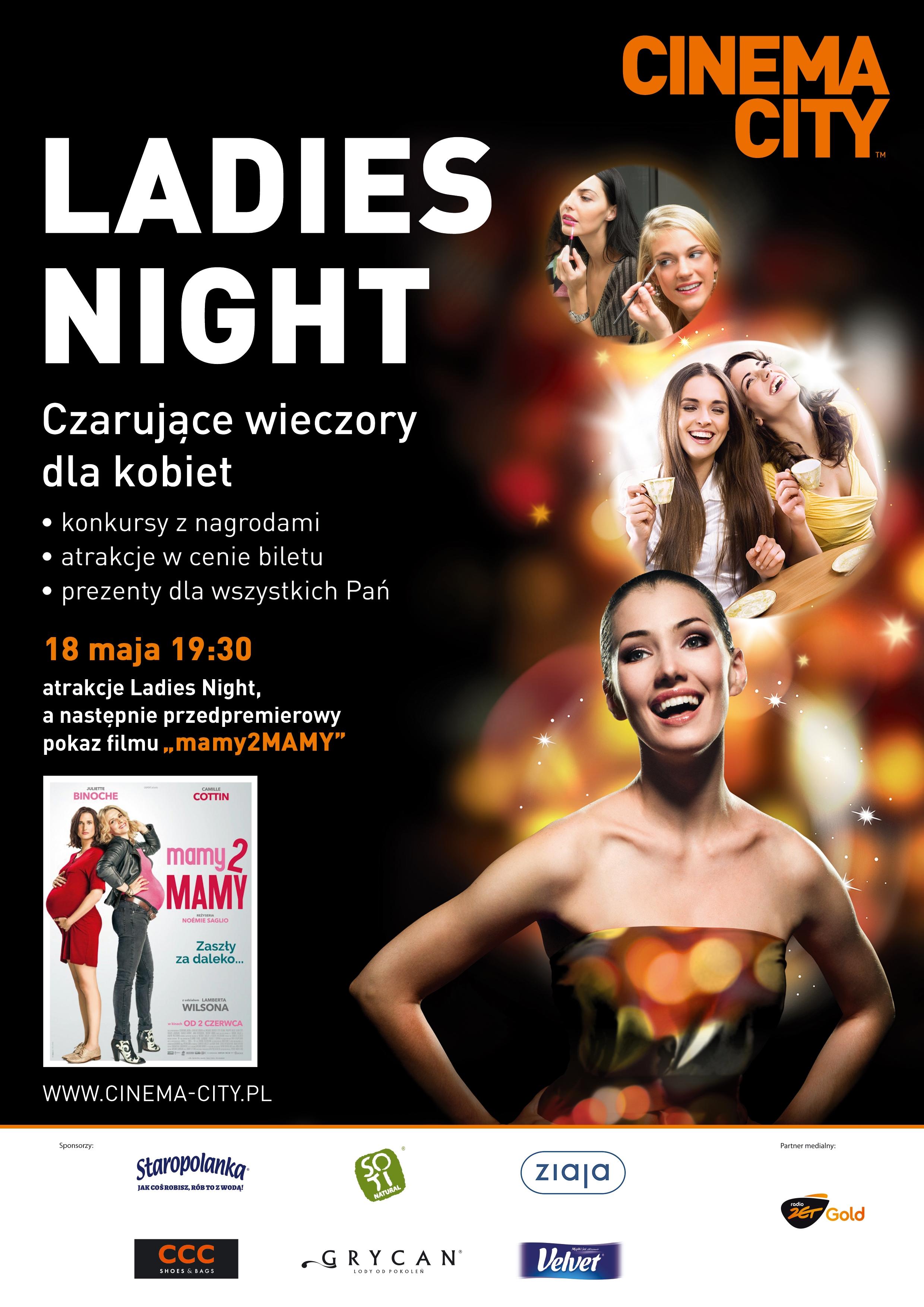 Ladies_Night_Mamy2Mamy_Plakat