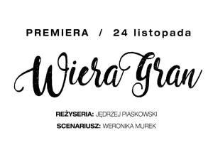 Wiera Gran baner (mat. pras. Teatru Żydowskiego)